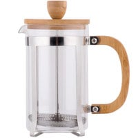 Core 20 oz. Glass / Wood French Coffee Press