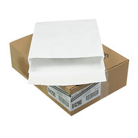 Survivor R4290 Tyvek® #110 12 inch x 16 inch x 2 inch White Expansion Mailer with Flap-Stick Self-Adhesive Seal - 100/Case