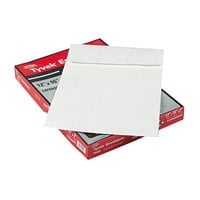 Survivor R4292 Tyvek® #110 12 inch x 16 inch x 2 inch White Expansion Mailer with Flap-Stick Self-Adhesive Seal - 25/Box