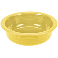 Homer Laughlin 471320 Fiesta Sunflower Large 39.25 oz. Bowl - 4/Case