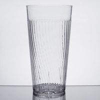 Belize 20 oz. Clear Polycarbonate Plastic Tumbler - 12/Pack