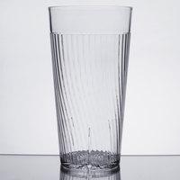 Belize 14 oz. Clear Polycarbonate Plastic Tumbler - 12/Pack