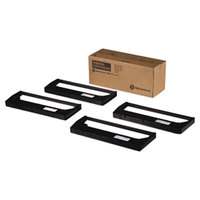 TallyGenicom 255670402 Black Dot Matrix Printer Ribbon - 4/Pack