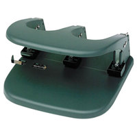 Master MP80 80 Sheet 3 Hole Punch with Oversized Handle - 9/32 inch Holes