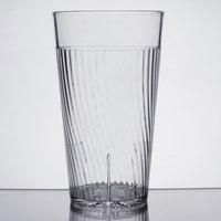 Belize 10 oz. Clear Polycarbonate Plastic Tumbler - 12/Pack