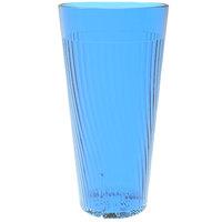 Belize 24 oz. Blue Polycarbonate Plastic Tumbler - 12/Pack