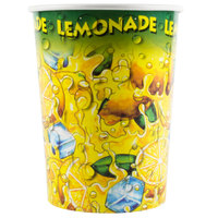 32 oz. Squat Lemonade Ice Paper Cup   - 480/Case