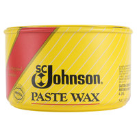 SC Johnson 203 1 lb. / 16 oz. Wood Paste Wax - 6/Case