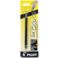 Pilot 77210 Black Ink Fine Point Retractable Ballpoint Pen Refill - 2/Pack