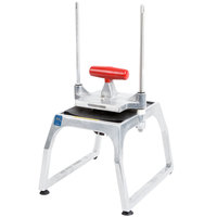 Vollrath 15155 Redco InstaCut 5.0 12 Section Fruit and Vegetable Wedger - Tabletop Mount