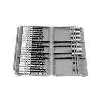 All Points 72-1018 Orifice / Gauging Drill Set, #19 to #39