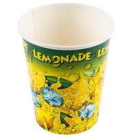 16 oz. Squat Lemonade Ice Paper Cup - 1000/Case