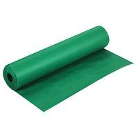 Pacon 63140 Rainbow Duo-Finish 36 inch x 1000' Emerald 35# Kraft Paper