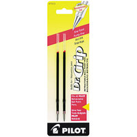 Pilot 77212 Red Ink Fine Point Retractable Ballpoint Pen Refill - 2/Pack