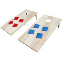 Triumph 35-7399-2 Outdoor 2' x 4' Cornhole Game Set