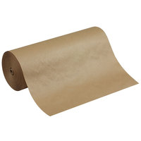Pacon 5824 24 inch x 1000' Natural Kraft Paper Roll