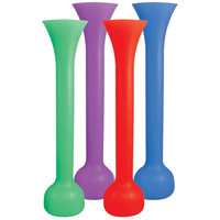 24 oz. Assorted Color 1/2 Yarder - 37/Case