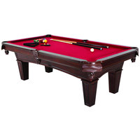 Minnesota Fats MFT901-TBL Fullerton 7 1/2' Billiard / Pool Table with Accessories