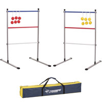 Triumph 35-7306-2 All Pro Series Outdoor Ladderball Game Set with Metal Frame