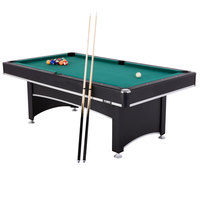 Triumph 45-6840 Phoenix 7' Billiard / Pool Table with Table Tennis Conversion Top and Accessories