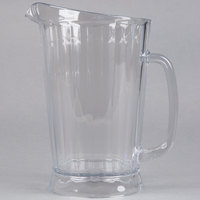 Rubbermaid 3334 60 oz. Plastic Bouncer Pitcher (FG333400CLR)