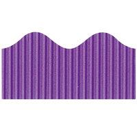 Pacon 37334 Bordette 2 1/4 inch x 50' Violet Decorative Border