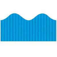 Pacon 37176 Bordette 2 1/4 inch x 50' Brite Blue Decorative Border