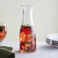 Acopa 32 oz. Glass Carafe - 12/Case
