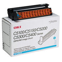 OKI 42126603 Cyan Printer Drum Cartridge