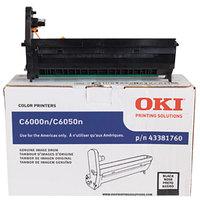 OKI 43381760 Black Printer Drum Cartridge