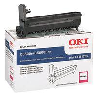 OKI 43381702 Magenta Type C8 Printer Drum Cartridge