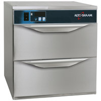 Alto-Shaam 500-2DN Narrow Two Drawer Warmer - 208/240V