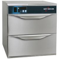 Alto-Shaam 500-2DN Narrow Two Drawer Warmer - 208/240V