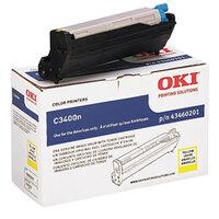 OKI 43460201 Yellow Printer Drum Cartridge