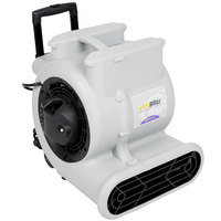 ProTeam 107596 ProBlitz XP 3 Speed Air Mover with Telescoping Handle and Daisy Chain - 1/2 hp