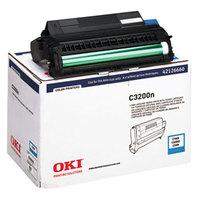 OKI 42126660 Cyan Printer Drum Cartridge