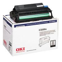OKI 42126661 Black Printer Drum Cartridge