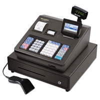 Sharp XEA507 XE Series Electronic Cash Register with Scanner