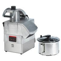 Sammic CK-311 Combination Food Processor with 5.25 Qt. Bowl - 3 hp