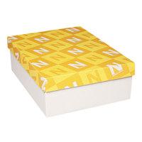 Neenah Paper 6553000 Classic Crest #10 4 1/8 inch x 9 1/2 inch Avon White Envelope   - 500/Box