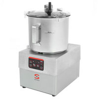 Sammic CKE-8 Food Processor with 8.5 Qt. Bowl - 3 hp
