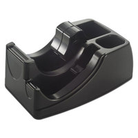 Officemate 96690 Black Recycled 2-in-1 Heavy Duty Desktop Tape Dispenser