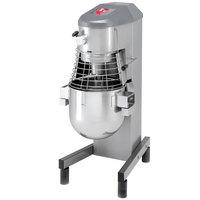 Sammic BE-30 30 Qt. Commercial Planetary Floor Mixer - 208-240V, 1 1/2 hp