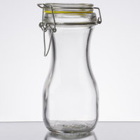 Core 8.5 oz. Glass Carafe with Resealable Lid - 12/Pack