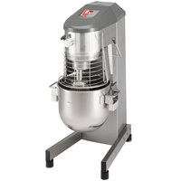 Sammic BE-40 40 Qt. Commercial Planetary Floor Mixer - 208-240V, 2 hp