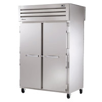 True STA2HPT-2S-2S Specification Series Solid Door Pass-Through Heated Holding Cabinet