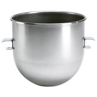 Sammic 2509564 30 Qt. Stainless Steel Planetary Mixer Bowl
