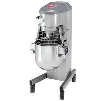 Sammic BE-30I 30 Qt. Commercial Planetary Floor Mixer - 208-240V, 1 1/2 hp