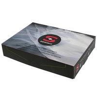 Sammic 1140610 7 inch x 12 inch Embossed External Vacuum Packaging Bags - 100/Pack