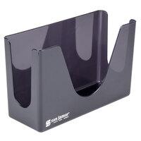 San Jamar T1720TBK Countertop Towel Dispenser - Black Pearl